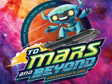 Image of the logo 'To Mars and Beyond.'