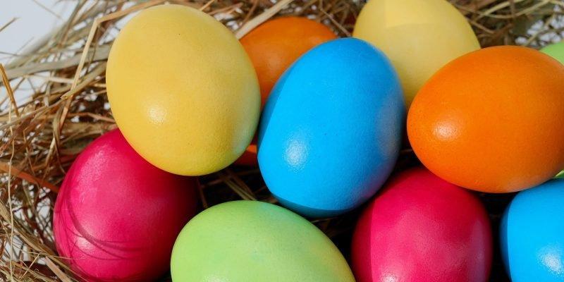 2019 Easter Eggstravaganza Eggs Column View