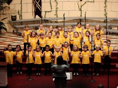 choirs in jersey channel islands