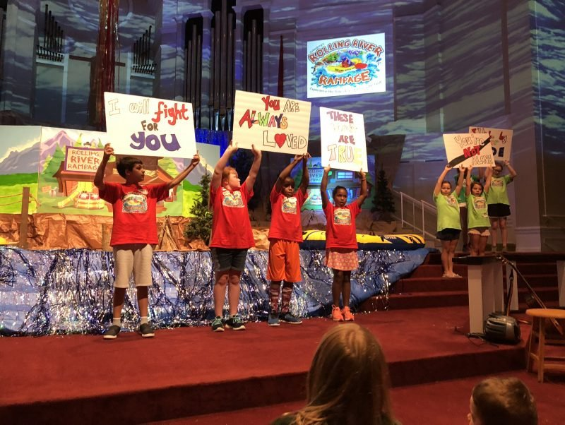 VBS 2018 4th/5th Grade Performance