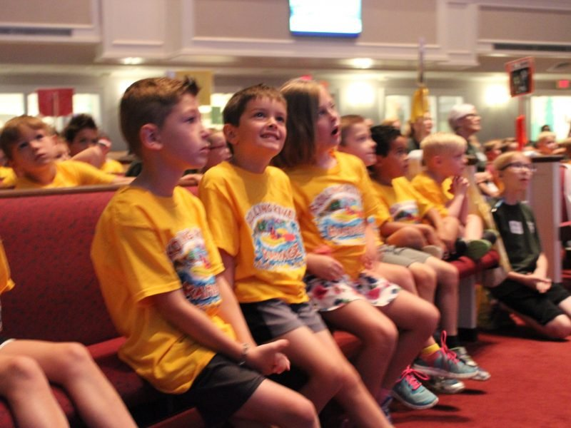 VBS 2018 Open Assembly