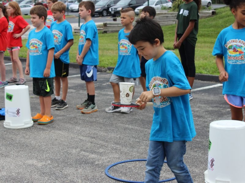 VBS 2018 Games