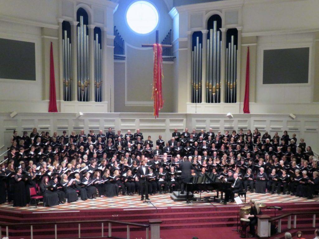 Chancel Choir concert