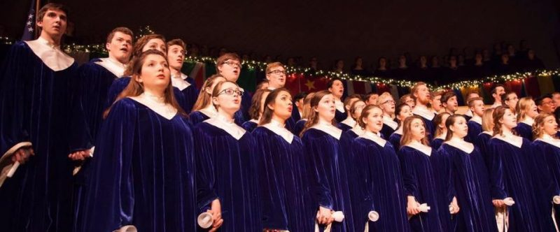 Photo of Luther College Nordic Choir