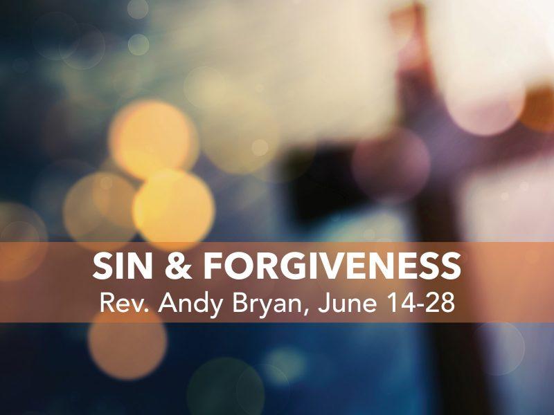 Sin Forgiveness