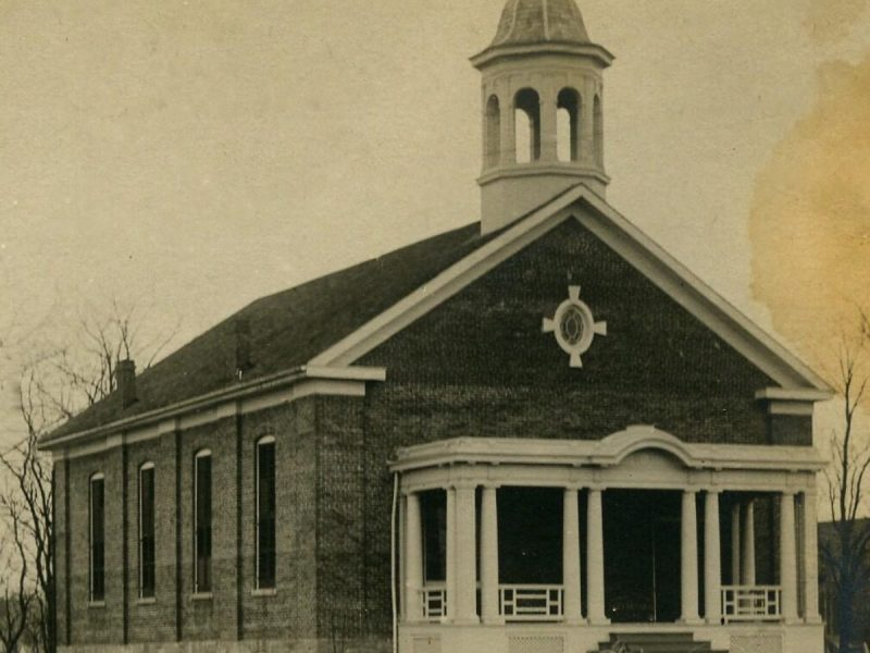 Manchester UMC Chapel