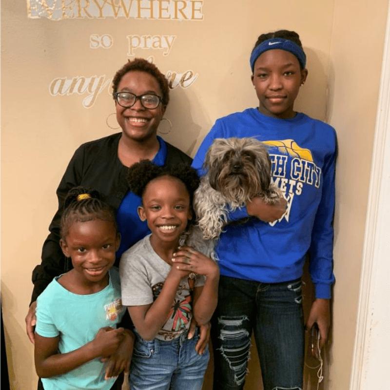 Darisha & Family