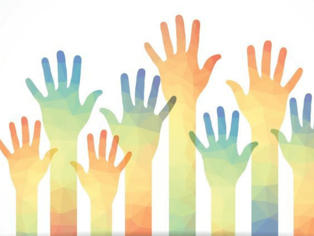 Inclusion Hands