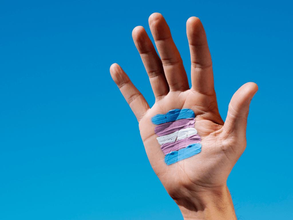 Transgender Hand 43
