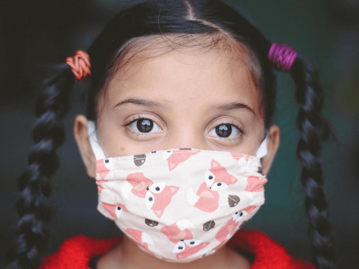Child Masked 43