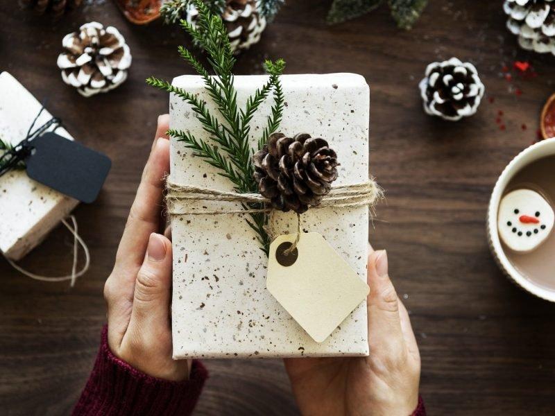 christmas gift, present