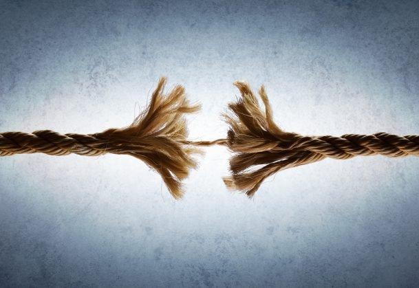Rope split